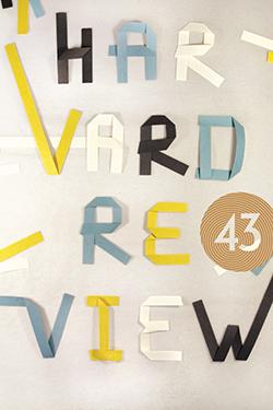 Harvard Review 43
